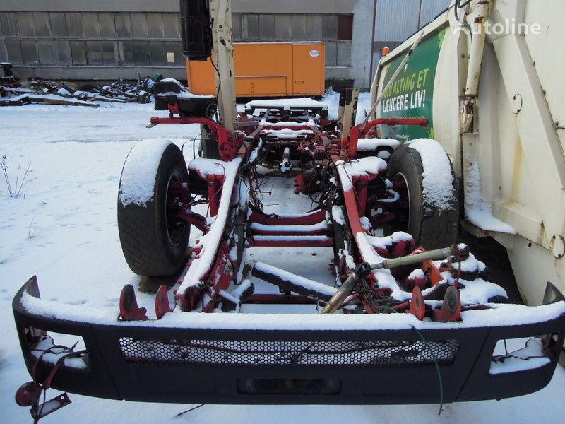 MERCEDES-BENZ 2628 chassis vrachtwagen