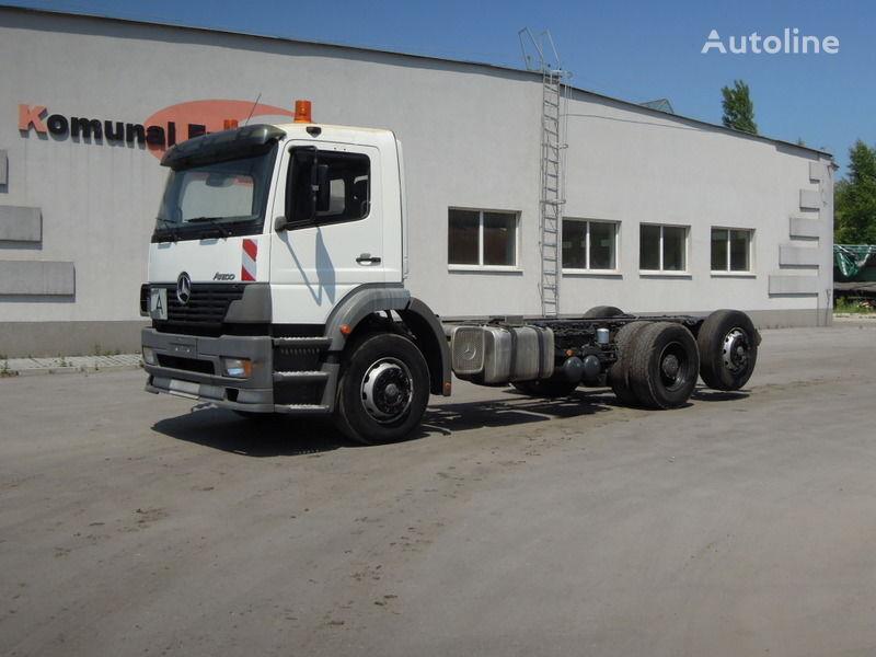 MERCEDES-BENZ Atego 2628 chassis vrachtwagen