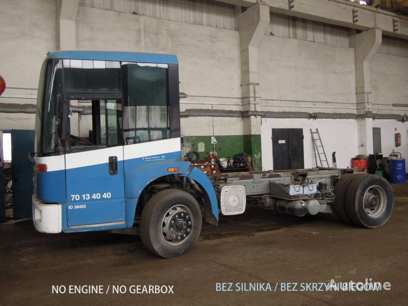 MERCEDES-BENZ Econic 1828 chassis vrachtwagen