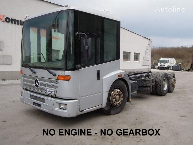 MERCEDES-BENZ Econic 2628 chassis vrachtwagen