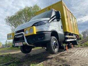 nieuw IVECO DAILY containertransporter