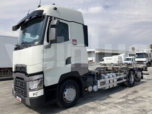 RENAULT T 480 HIGH 6X2 DTI13 containertransporter