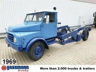 Ruthmann Hubwagen,  AL 28 containertransporter