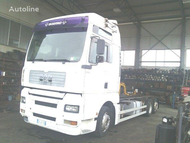 MAN TGA 26.410 XXL containertransporter