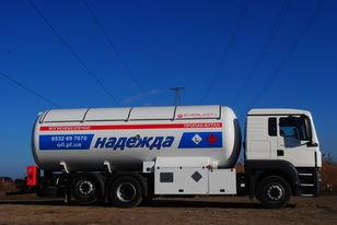 nieuw EVERLAST АЦГ-24 gas tank truck