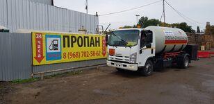 ISUZU gas tank truck