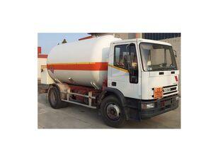 IVECO 150E18 LPG/GAS/GPL/PROPAN-BUTAN 27BAR PUMP+METER=15.200LTR gas tank truck