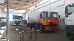 IVECO 150E23 LPG/GAS CAPACITY 16000LTR + PUMP + LITERS COUNTER gas tank truck