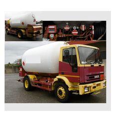 IVECO 170E27 LPG/GAZ/GAS/GPL 27BAR ADR till:27/06/22 PUMP+METER=17500L gas tank truck