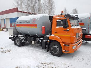 nieuw KAMAZ 45253 gas tank truck