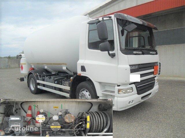 DAF CF gas tank truck