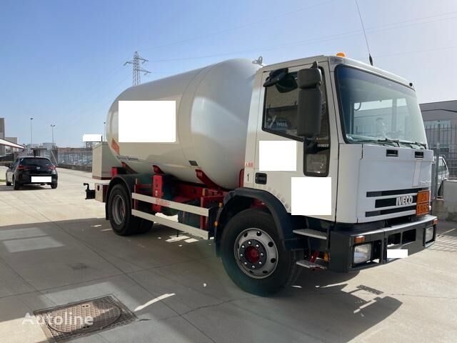IVECO 150 gas tank truck