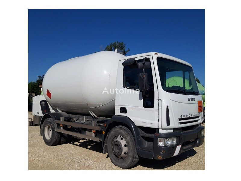 IVECO EUROCARGO 150E24 LPG/GAS  CAPACITY 15500ltr PUMP LITERS COUNTER  gas tank truck