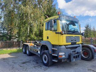 MAN TGA 26.430 ,6X6 ,retarer haakarm vrachtwagen