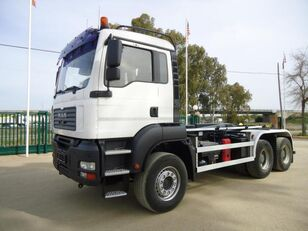 MAN TGA 26 460 haakarm vrachtwagen