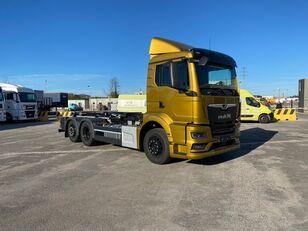 MAN TGS 26.400 SCARRABILE haakarm vrachtwagen
