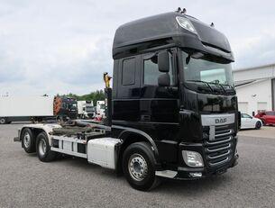 DAF XF 440 6x2  haakarm vrachtwagen