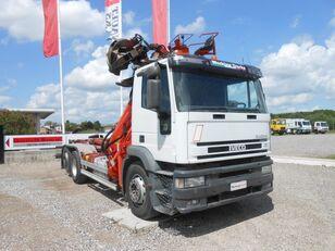 IVECO 260E43 haakarm vrachtwagen
