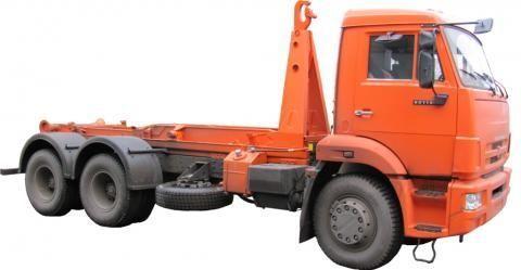 KAMAZ KO-452-13  haakarm vrachtwagen