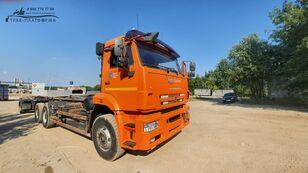 MULTILIFT Камаз 658667 haakarm vrachtwagen