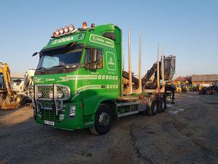 VOLVO FH16-660 houtvrachtwagen