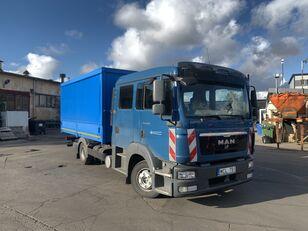 MAN TGL 8.220 huifzeilen vrachtwagen