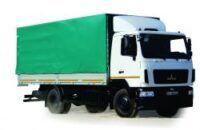 nieuw MAZ 534026 huifzeilen vrachtwagen