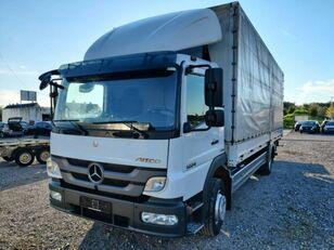 MERCEDES-BENZ Atego 1224 L huifzeilen vrachtwagen