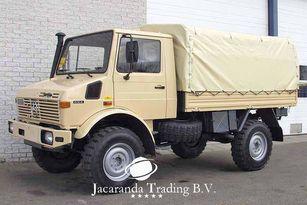 MERCEDES-BENZ UNIMOG 1300 huifzeilen vrachtwagen