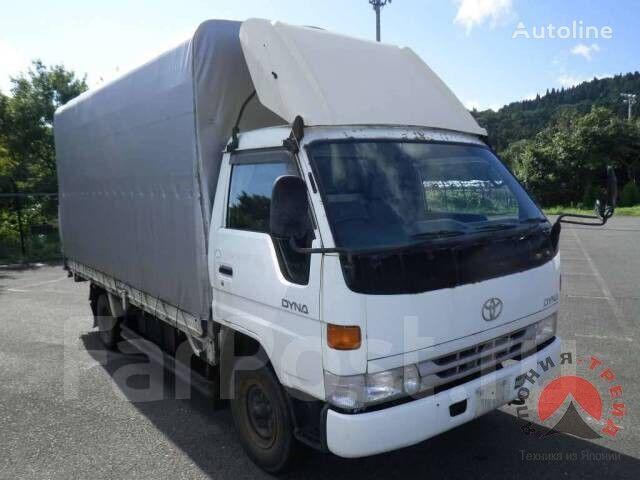 TOYOTA Dyna huifzeilen vrachtwagen