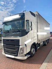 VOLVO fh 13 460euro6 huifzeilen vrachtwagen + huif aanhanger