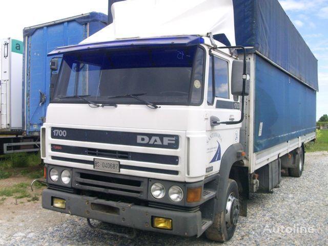 DAF 1700 huifzeilen vrachtwagen