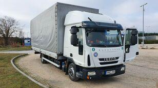 IVECO Eurocargo 75 E 19 huifzeilen vrachtwagen