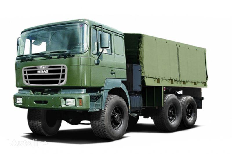 KRAZ V12.2MEH huifzeilen vrachtwagen