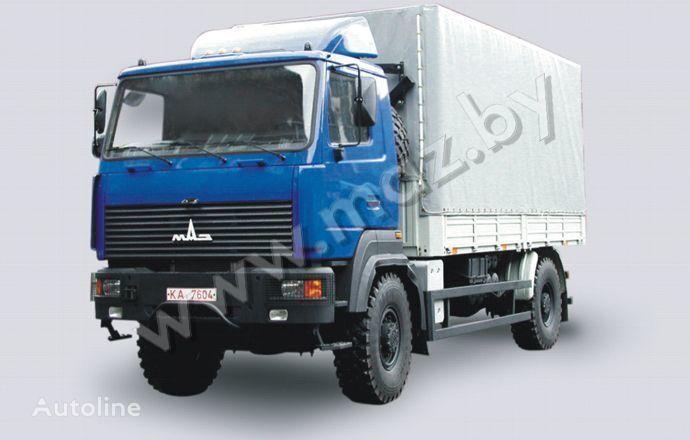 MAZ 5309 Polnoprivodnyy huifzeilen vrachtwagen