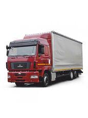 MAZ 6310Е9-520-031 (ЄВРО-5) huifzeilen vrachtwagen