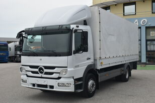 MERCEDES-BENZ 1529 L 4X2 ATEGO / EURO 5b huifzeilen vrachtwagen