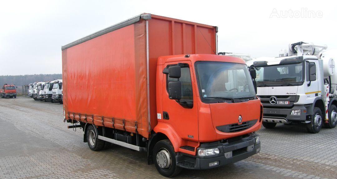 RENAULT KERAX 220 huifzeilen vrachtwagen