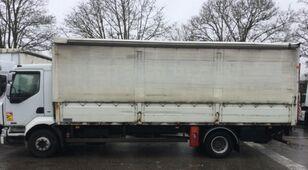 RENAULT Midlum 180 huifzeilen vrachtwagen