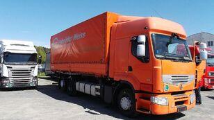 RENAULT PREMIUM 460 huifzeilen vrachtwagen