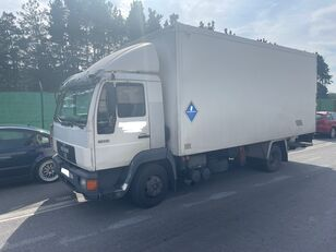 MAN 11.224 ISOTERMO  PUERTA ELEVADORA isothermische vrachtwagen