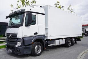 MERCEDES-BENZ Actros 2540 container / 6 x 2 / 18 EP isothermische vrachtwagen