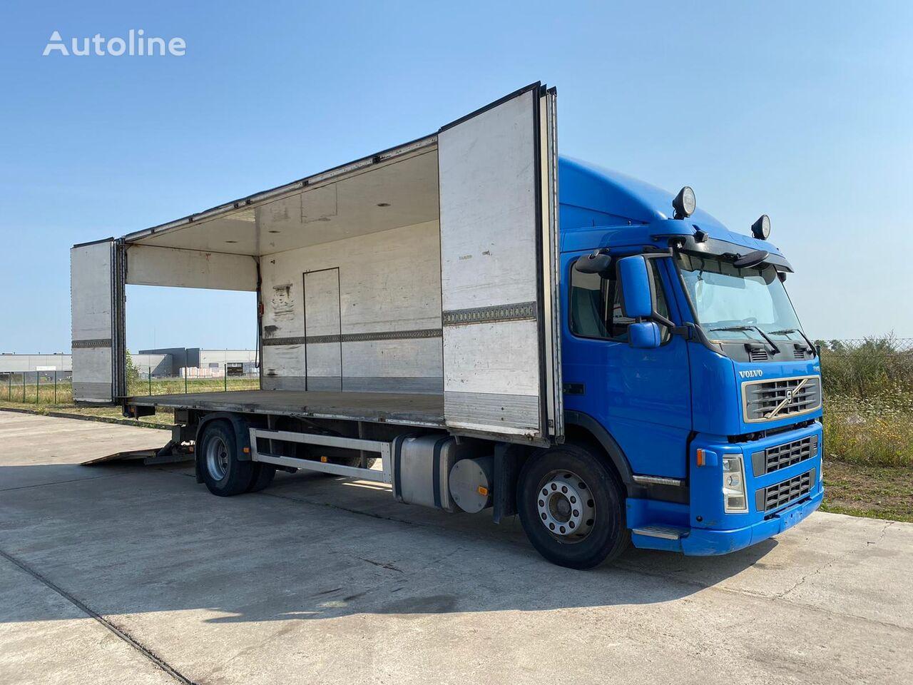 VOLVO FM9 300HP Open side isothermische vrachtwagen
