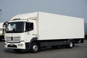 MERCEDES-BENZ / ATEGO / 1224 / EURO 6 / ACC / IZOTERMA + WINDA / 19 PALET / MA isothermische vrachtwagen