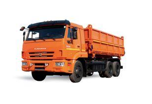 nieuw KAMAZ 45143-6012-50 kipper vrachtwagen