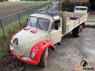 MAGIRUS-DEUTZ MERCUR 120L Magirus-Deutz 3zijdige kipper kipper vrachtwagen