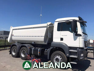 MAN TGS 33.400 kipper vrachtwagen