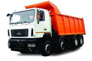 nieuw MAZ 6516E8 kipper vrachtwagen