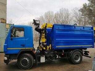 nieuw MAZ авто с КМУ, борт, самосвал kipper vrachtwagen