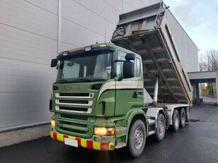 SCANIA R500/Euro5/Retarder/10X4/3 seitenkipper kipper vrachtwagen